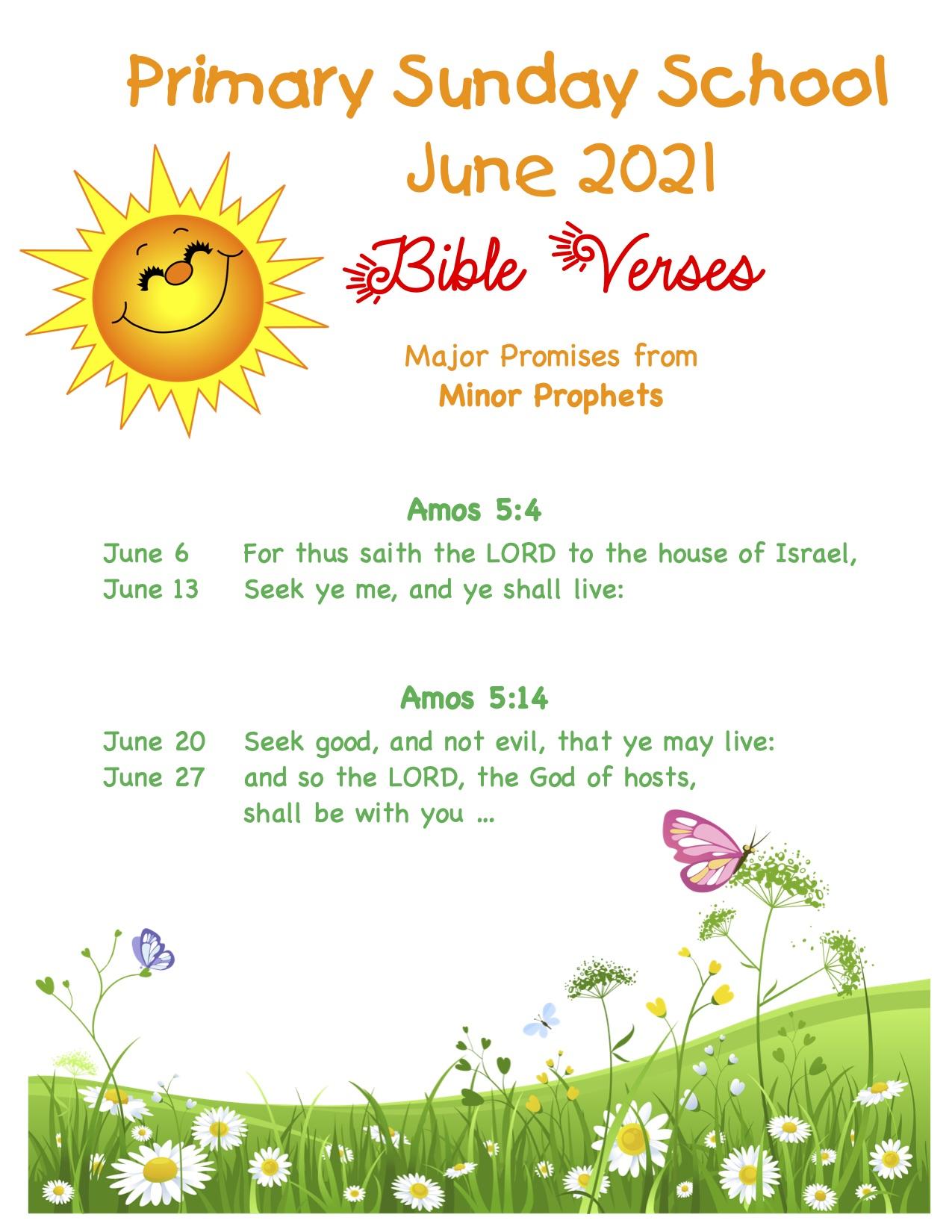 Primary June